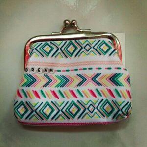Handbags - Beautiful Print Little Coin Purse